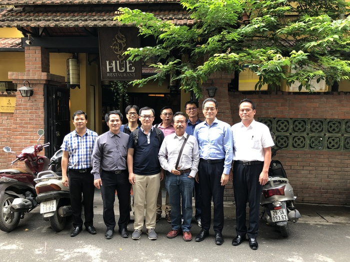 Meet with Taipei Economic and Cultural Office in Vietnam